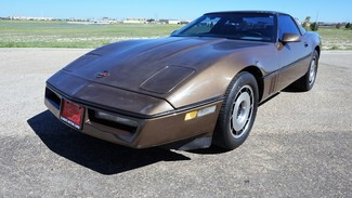 1985 Chevrolet Corvette in Lubbock Texas