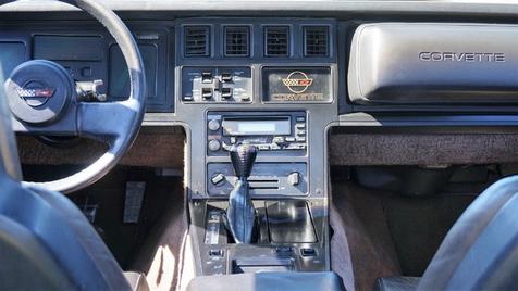 1985 Chevrolet Corvette  | Lubbock, Texas | Classic Motor Cars in Lubbock, Texas
