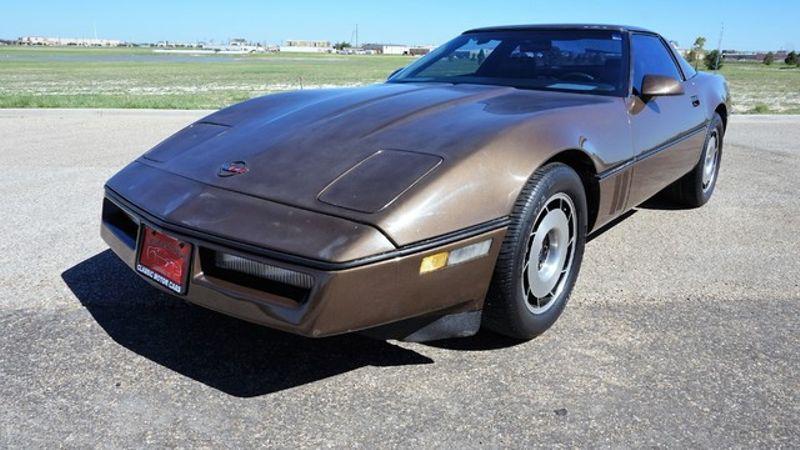 1985 Chevrolet Corvette    Lubbock, Texas   Classic Motor Cars