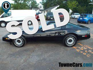1985 Chevrolet Corvette    Medina, OH   Towne Auto Sales in ohio OH