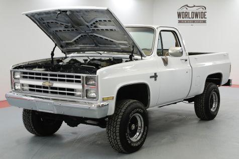 1985 Chevrolet K10 RSTORED CRATE V8 UPDATED AC 11K MILES | Denver, CO | Worldwide Vintage Autos in Denver, CO