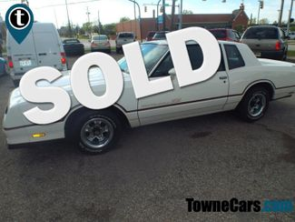 1985 Chevrolet Monte Carlo Sport SS | Medina, OH | Towne Auto Sales in ohio OH