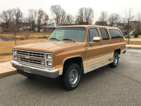 1985 Chevrolet Suburban 4X4  in St. Charles, Missouri