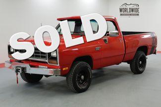 1985 Dodge POWER RAM in Denver CO
