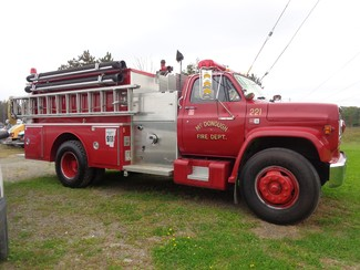 1985 GMC 7000 Hoosick Falls, New York 2