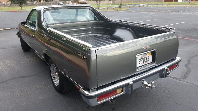 1985 GMC Caballero Arlington, Texas 0