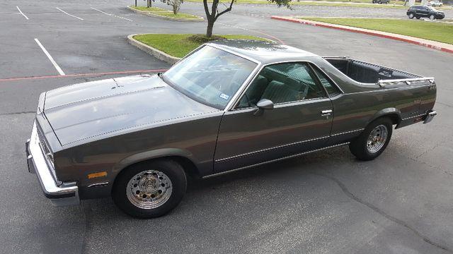 1985 GMC Caballero Arlington, Texas 5