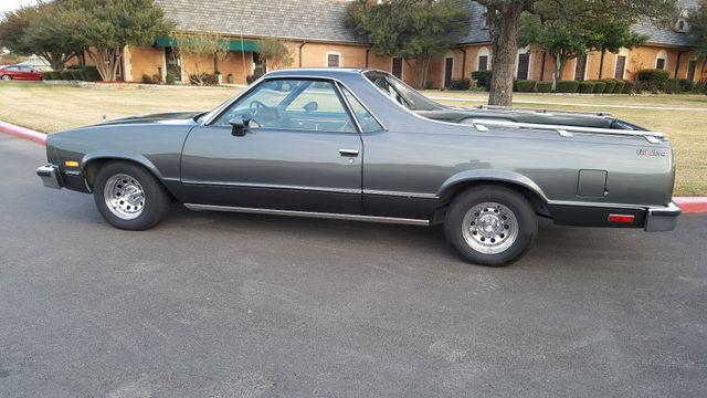 1985 GMC Caballero Arlington, Texas 1