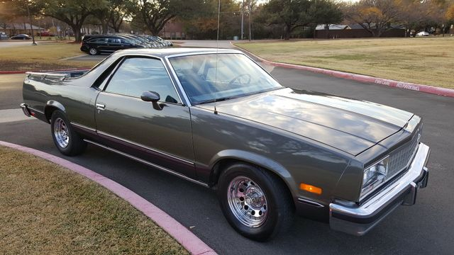 1985 GMC Caballero Arlington, Texas 7