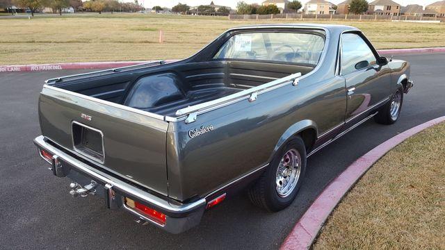 1985 GMC Caballero Arlington, Texas 6