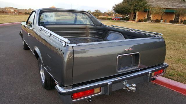 1985 GMC Caballero Arlington, Texas 4