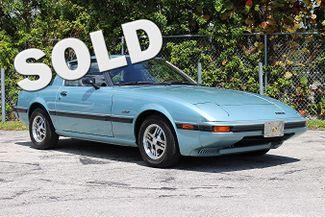 1985 Mazda RX-7 GSL Hollywood, Florida