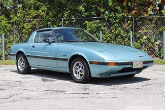 1985 Mazda RX-7 GSL Hollywood, Florida 46