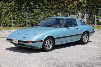 1985 Mazda RX-7 GSL Hollywood, Florida 14