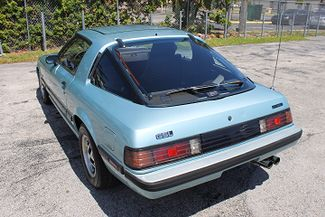 1985 Mazda RX-7 GSL Hollywood, Florida 42
