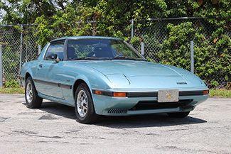 1985 Mazda RX-7 GSL Hollywood, Florida 1