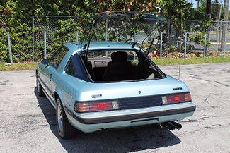 1985 Mazda RX-7 GSL Hollywood, Florida 43