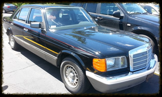 1985 Mercedes-Benz 380 Series 380SE in Ogdensburg New York