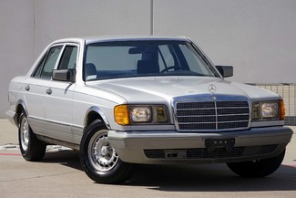 1985 Mercedes-Benz 380 Series 380SE * ONE OWNER * Plano, Texas