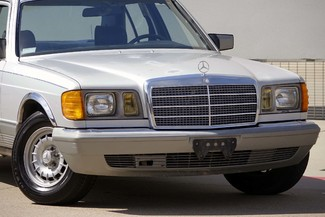 1985 Mercedes-Benz 380 Series 380SE * ONE OWNER * Plano, Texas 18