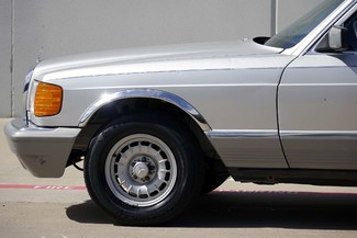 1985 Mercedes-Benz 380 Series 380SE * ONE OWNER * Plano, Texas 28