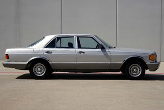 1985 Mercedes-Benz 380 Series 380SE * ONE OWNER * Plano, Texas 2