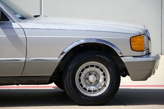 1985 Mercedes-Benz 380 Series 380SE * ONE OWNER * Plano, Texas 27