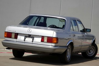 1985 Mercedes-Benz 380 Series 380SE * ONE OWNER * Plano, Texas 4