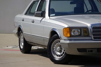 1985 Mercedes-Benz 380 Series 380SE * ONE OWNER * Plano, Texas 20
