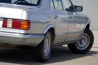 1985 Mercedes-Benz 380 Series 380SE * ONE OWNER * Plano, Texas 24