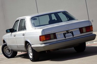 1985 Mercedes-Benz 380 Series 380SE * ONE OWNER * Plano, Texas 5