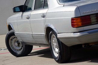 1985 Mercedes-Benz 380 Series 380SE * ONE OWNER * Plano, Texas 25