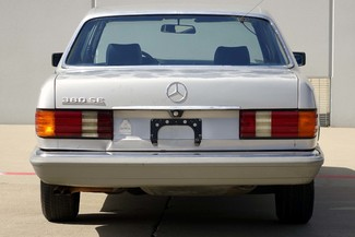 1985 Mercedes-Benz 380 Series 380SE * ONE OWNER * Plano, Texas 7