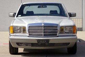 1985 Mercedes-Benz 380 Series 380SE * ONE OWNER * Plano, Texas 6