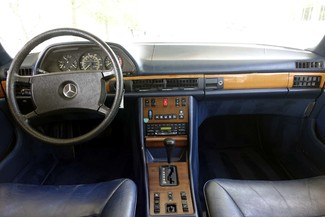 1985 Mercedes-Benz 380 Series 380SE * ONE OWNER * Plano, Texas 8