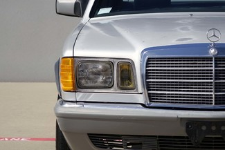 1985 Mercedes-Benz 380 Series 380SE * ONE OWNER * Plano, Texas 30