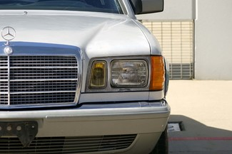 1985 Mercedes-Benz 380 Series 380SE * ONE OWNER * Plano, Texas 31