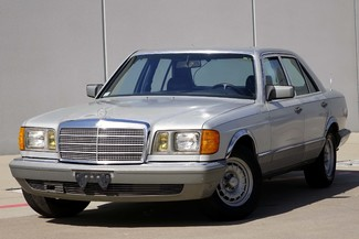 1985 Mercedes-Benz 380 Series 380SE * ONE OWNER * Plano, Texas 1