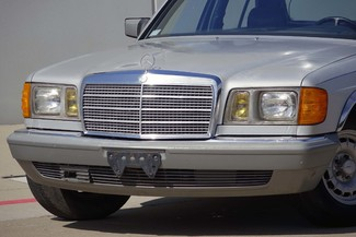 1985 Mercedes-Benz 380 Series 380SE * ONE OWNER * Plano, Texas 19