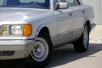 1985 Mercedes-Benz 380 Series 380SE * ONE OWNER * Plano, Texas 21