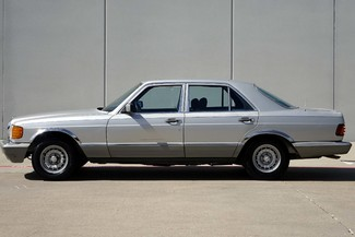 1985 Mercedes-Benz 380 Series 380SE * ONE OWNER * Plano, Texas 3