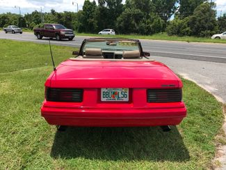 1985 Mercury Capri   city FL  Seth Lee Corp  in Tavares, FL