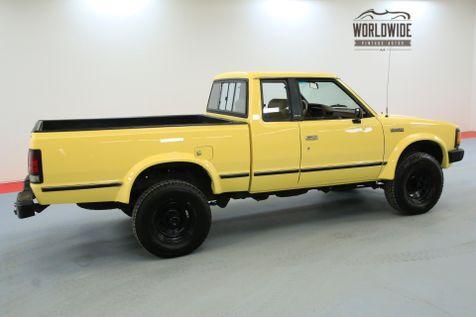 1985 Nissan KING CAB DELUXE LOW MILES 4X4 EXCELLENT CONDITION | Denver, CO | Worldwide Vintage Autos in Denver, CO