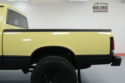 1985 Nissan PICKUP DATSUN 720 4X4 TONS OF UPGRADES | Denver, CO | Worldwide Vintage Autos in Denver, CO