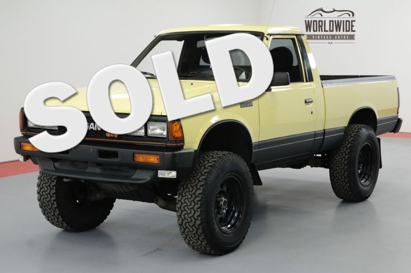 1985 Nissan PICKUP DATSUN 720 4X4 TONS OF UPGRADES | Denver, CO | Worldwide Vintage Autos