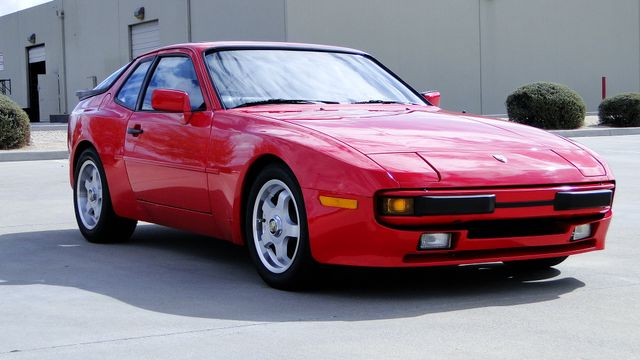 1985 Porsche 5 Speed 944 LIKE NEW! Phoenix, Arizona 12