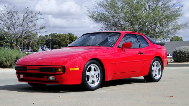 1985 Porsche 5 Speed 944 LIKE NEW! Phoenix, Arizona 6