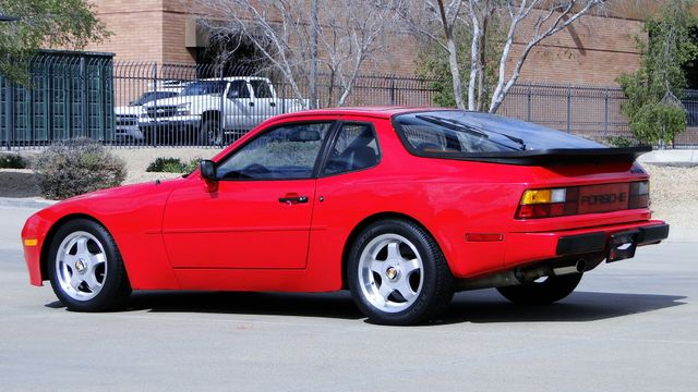 1985 Porsche 5 Speed 944 LIKE NEW! Phoenix, Arizona 5