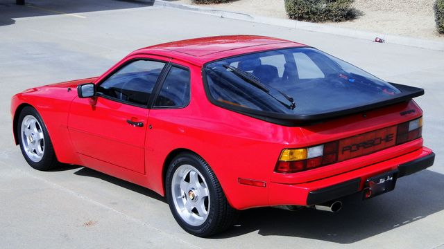 1985 Porsche 5 Speed 944 LIKE NEW! Phoenix, Arizona 2
