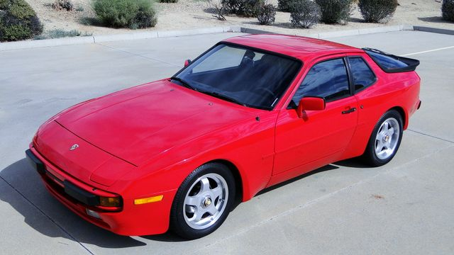 1985 Porsche 5 Speed 944 LIKE NEW! Phoenix, Arizona 22